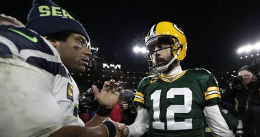 Seattle Seahawks At Green Bay Packers