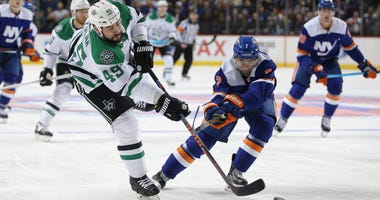 Dallas Stars at New York Islanders