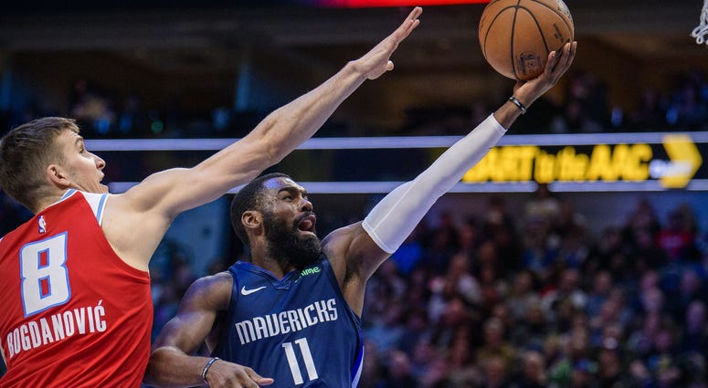Sacramento Kings at Dallas Mavericks