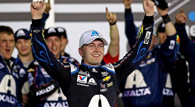 NASCAR Cup Series driver William Byron