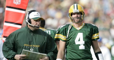 Favre and McCarthy