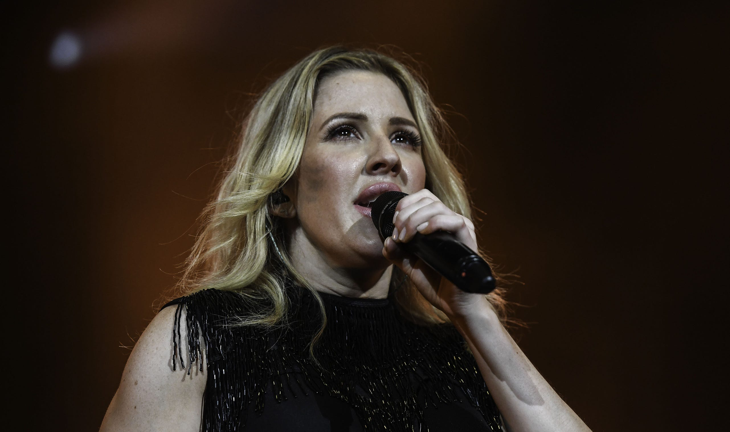 Halftime Show Thanksgiving 2020.Ellie Goulding To Perform At Cowboys Thanksgiving Game