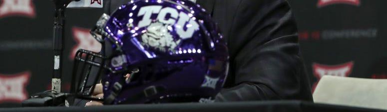 TCU head coach Gary Patterson