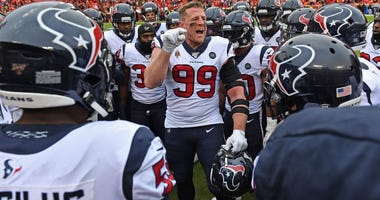 J.J. Watt Wants to 'Prove His Worth' Before a Contract Extension