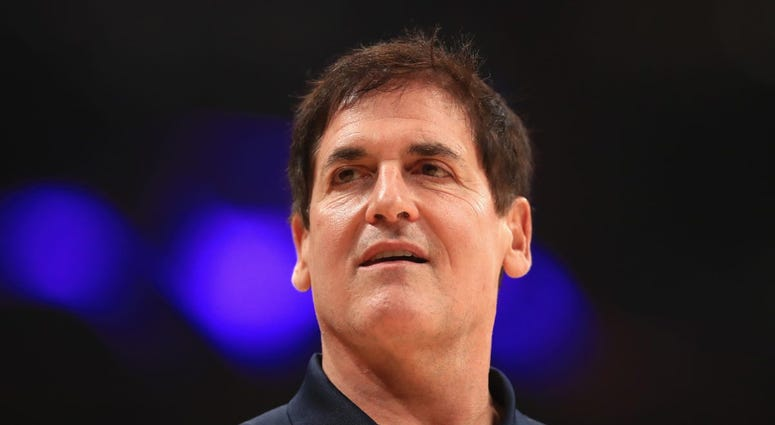 That Time Mark Cuban Bought Fake Olympics Tickets to See the Dream Team