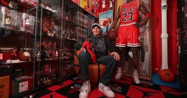 WATCH: Visit the World's Rarest Michael Jordan Toy Collection