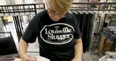 Louisville Slugger Factory Making Bats Again as Workers Return