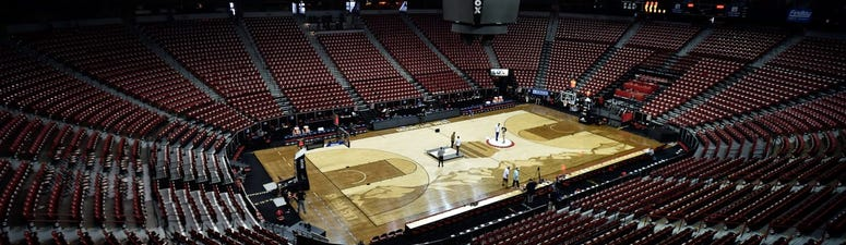NCAA Tournaments Will Be Played Without Spectators