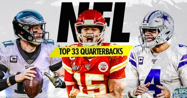 Top 33 Quarterbacks for 2020 NFL Season: 10-1