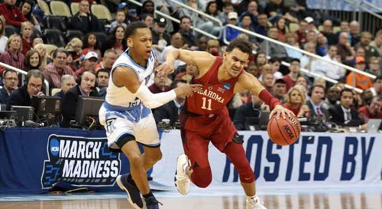 Oklahoma Sooners guard Trae Young
