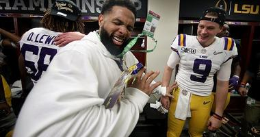 Joe Burrow Says Odell Beckham Jr. Cash Was Real, LSU Reportedly Investigating