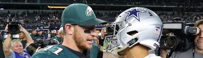 Better Shot at Hall of Fame: Wentz or Prescott?