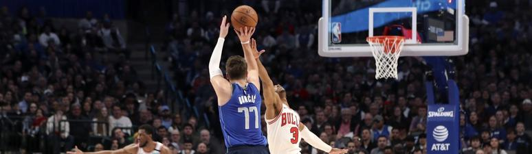Chicago Bulls at Dallas Mavericks