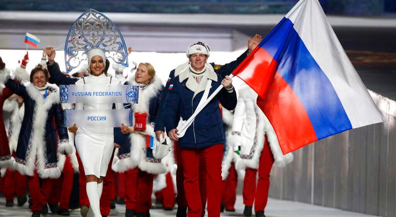 Russian Olympic Athletes