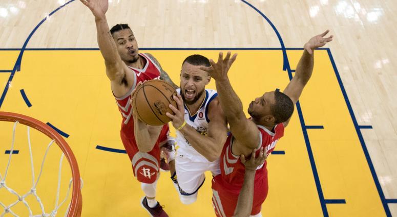 Houston Rockets at Golden State Warriors