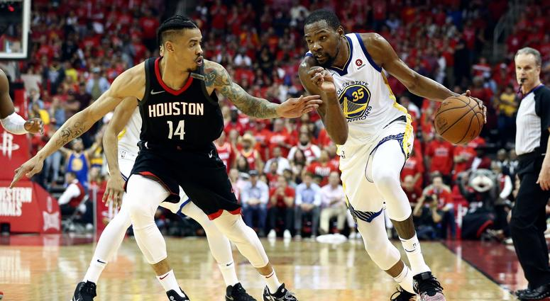 -Golden State Warriors at Houston Rockets