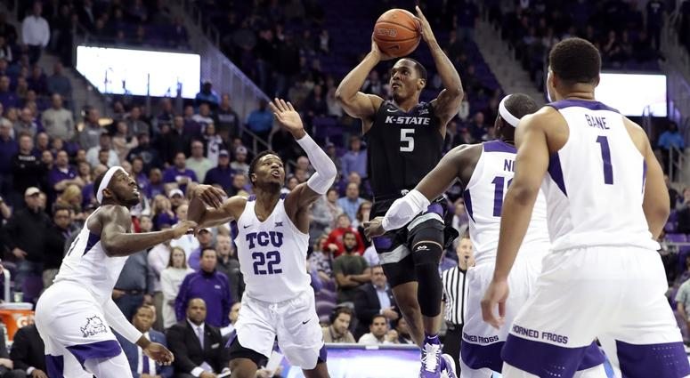 Kansas State at TCU