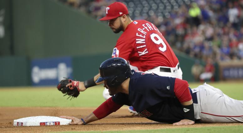 Boston Red Sox at Texas Rangers