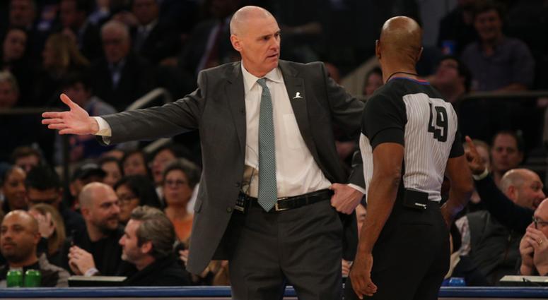 Dallas Mavericks at New York Knicks