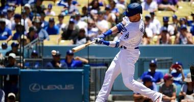 Los Angeles Dodgers' Cody Bellinger