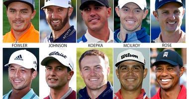 British Open golf tournament