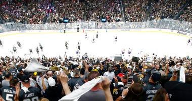 NHL, Hockey Arena