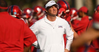 Lane Kiffin Ole Miss