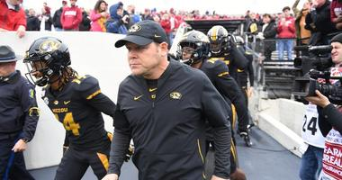 Missouri Fires Barry Odom