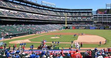 Rangers Ballpark