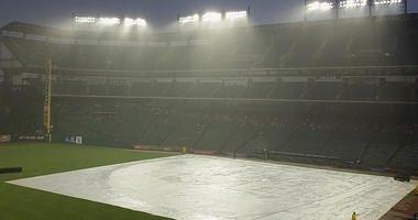 Rangers Rain