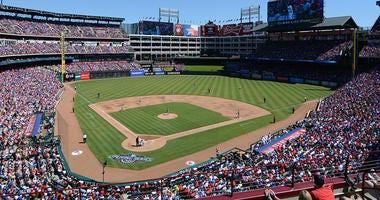 Texas Rangers, Globe Life Park
