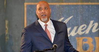 Major League Baseball Player Association executive director Tony Clark