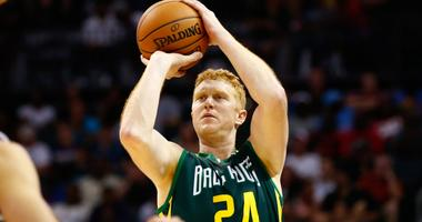 Ball Hogs player Brian Scalabrine