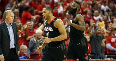 Golden State Warriors at Houston Rockets