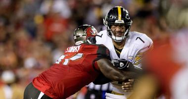 Pittsburgh Steelers at Tampa Bay Buccaneers