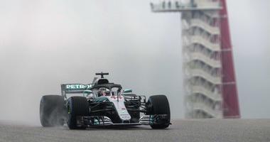 Unites States Grand Prix-Practice