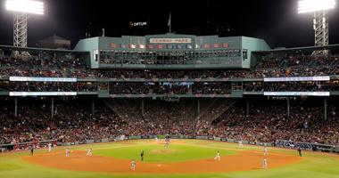 World Series-Los Angeles Dodgers at Boston Red Sox