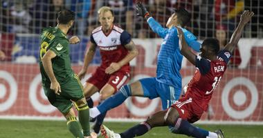 Portland Timbers at FC Dallas