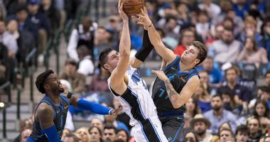 Orlando Magic at Dallas Mavericks