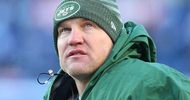 New York Jets quarterback Josh McCown