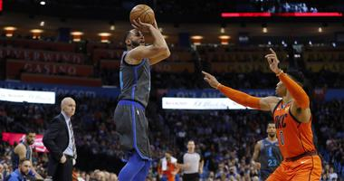 Dallas Mavericks at Oklahoma City Thunder