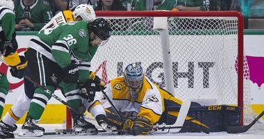 Nashville Predators at Dallas Stars