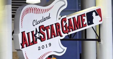 2019 MLB All-Star Game logo