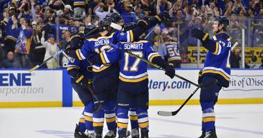 Boston Bruins at St. Louis Blues