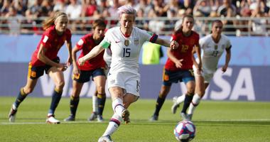 Women's World Cup Spain at USA