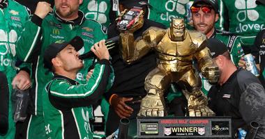 NASCAR Cup Series driver Kyle Larson