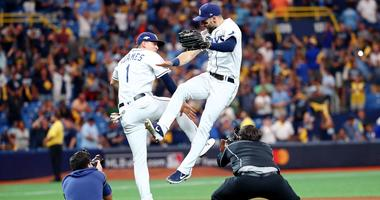 Houston Astros at Tampa Bay Rays