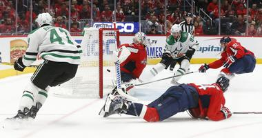 Dallas Stars at Washington Capitals