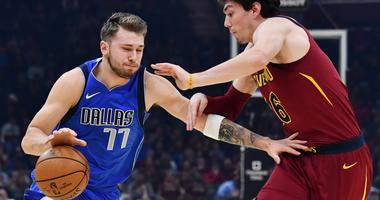 Dallas Mavericks at Cleveland Cavaliers