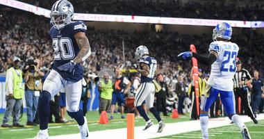 Dallas Cowboys at Detroit Lions